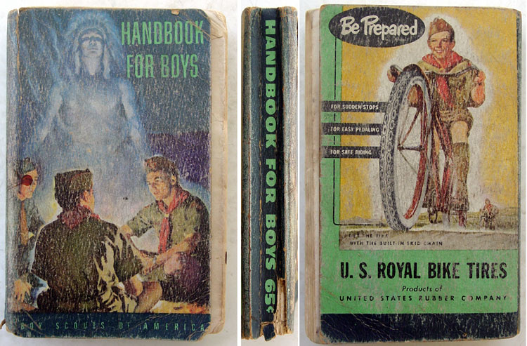 The Boy Scout Handbook 10th Edition